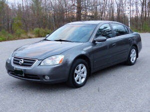 ***  MUST SEE !! : 2004 Altima 2.5S Extra & More ++ ***