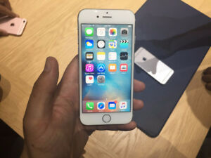 Unlocked iPhone 6S  128GB  for 120 CAD