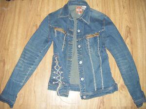 Santana Jean Jacket for sale