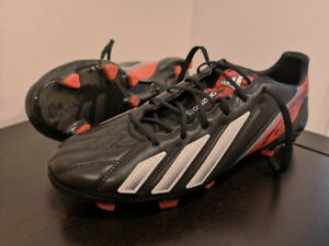 3706bec510d Adidas Soccer Cleats - Adizero F50 TRX FG Leather - Size 11 Mens