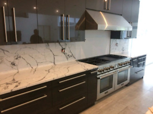 Gorgeous & Collorful Quartz Countertop ON SALE in Hamilton
