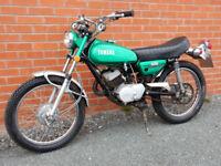 YAMAHA LT2 TRAIL 99cc 1972