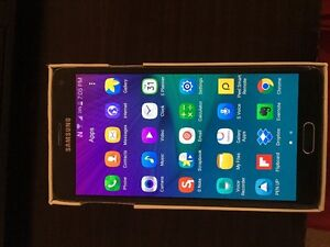 Samsung Note 4 Unlocked - 32GB - in Box with Accessories