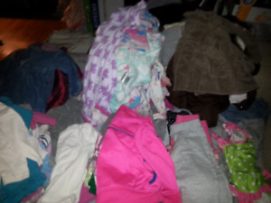 59 pc 18 month girls clothing lot