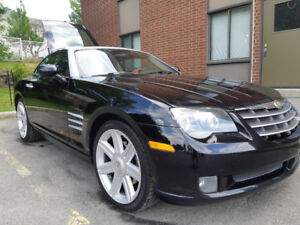 CHRYSLER ***CROSSFIRE*** 2008 (VOITURE RARE)