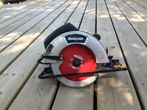 Master craft Circular saw