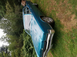 REDUCED 69 mercury marquis