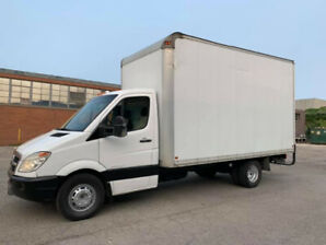 2008 Dodge Sprinter 3500 14 Ft High Box Cube 14900$OBO