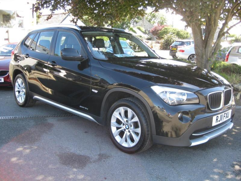 2011 11 bmw x1 2 0td sdrive18d se estate 1 owner great value in newquay cornwall gumtree. Black Bedroom Furniture Sets. Home Design Ideas