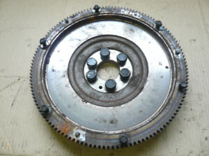 Flywheel - Clutch VALEO single mass - Volkswagen MK5 2006 TDI
