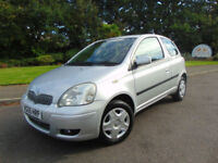 2005 Toyota Yaris 1.0 VVT-i Colour Collection Ideal First Time Car June MOT