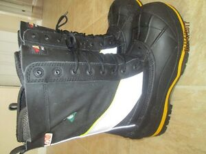 Baffin cold weather safety boots