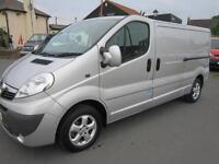 Vauxhall VIVARO 2900 Sportive CDTI LWB Diesel Van * Only 44K Miles *