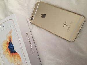 Apple iPhone 6S - 16 GB - Gold - Bell West Island Greater Montréal image 1