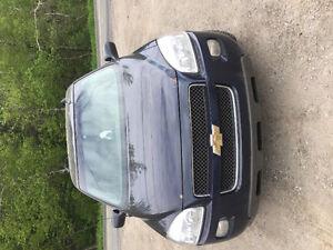 2007 Chevrolet Uplander Bleu Fourgonnette, fourgon