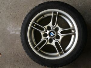 BMW Winter Tire With Rims