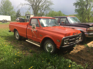 1971 gmc 3/4 ton truck for sale
