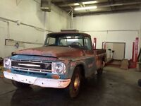 1968 international harvester **1/2 ton **