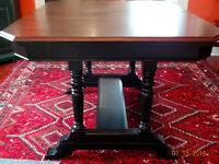 Vintage Restored Dining Table & chairs