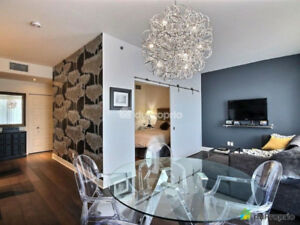 FULLY FURNISHED DORVAL CONDO