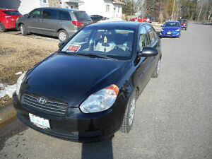 Hyundai 2009 Accent GLS Sedan