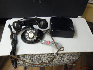 NORTHERN ELECTRIC ROTARY PHONE