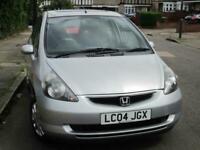2004 Honda Jazz 1.4i-DSi SE 5dr CVT-7 HATCHBACK Petrol Automatic