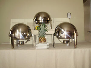 Beautiful Chafing Dishes to Rent for your Small Wedding, Showers