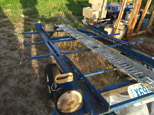I have a used motorcycle trailer in good condition
