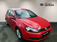 Volkswagen Golf MATCH TDI DSG 2012-10-01