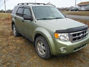 2008 Ford Escape 4x4