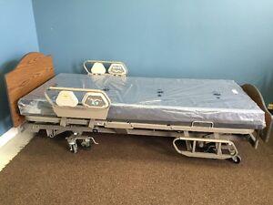 Hill-Rom Resident Hospital Bed & New Mattress Edmonton Edmonton Area image 3