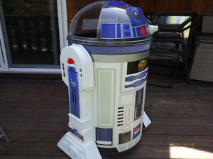 R2-D2 Large Pepsi Cooler Star Wars Episode III Revenge of the Si Campbell River Comox Valley Area image 2