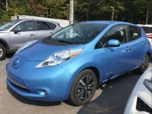 Nissan Leaf Electric SL Navigation Cuir Caméra 360 MAGS 2014