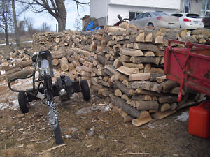 Firewood For Sale - HARD MAPLE,cut split and possibly delivered!