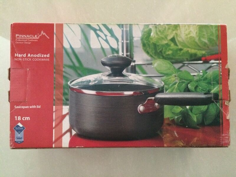 Pinnacle 18cm Saucepan with lid