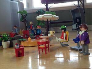 Playmobil outdoor cafe & shop Kingston Kingston Area image 4