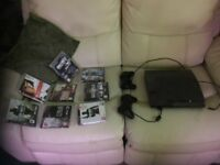 PS3 good condition upgraded 500gb hard drive