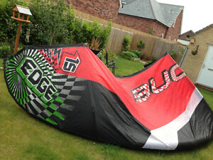 2012 Ozone Edge 15M kite, kitesurfing, kiteboard Kingston Kingston Area image 1