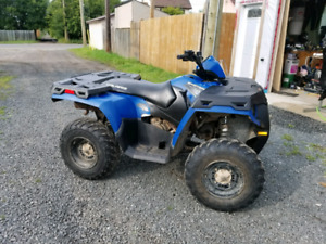2012 polaris  sportsman 400 4x4