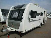 Elddis Affinity 530 INC AUTO MOVER AND WRAPAROUND 2017
