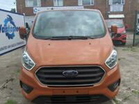 FORD CUSTOM 300 L2H1 170PS LIMITED LWB DCIV Double Cab Van Crew