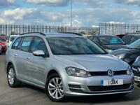 2015 Volkswagen Golf 2.0 TDI BlueMotion Tech SE (s/s) 5dr Estate Diesel Manual