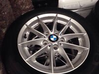 BMW wheels set of four