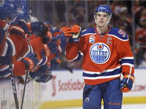 Oilers vs Predators Fri Jan.20/17 - OILERS ATTACK TWICE!!!