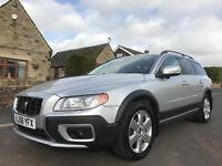 2008 VOLVO XC70 2.4 D5 SE LUX AWD GEARTRONIC 5DR