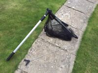 Oakwood Telescopic Carp Landing net