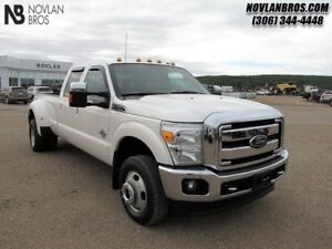 2012 Ford F-350 Super Duty Lariat  - trade-in - Dually -  Naviga