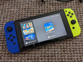 Basically New Boxed Switch