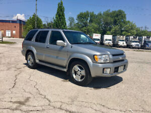 2001 Infinity QX4 SUV 4x4 LEATHER - Vaughan